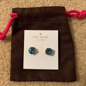 Kate Spade earrings. Never worn